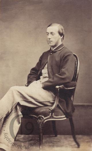 John St Vincent Parker-Jervis