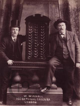 William Winhall, tobacconist