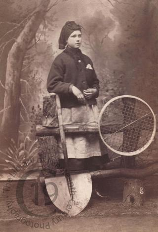 Mary Harrison, aged 16