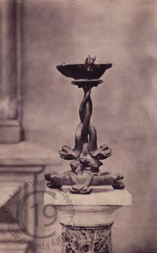 Lamp from Pompeii