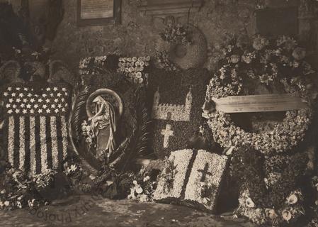 Queen Victoria's floral tributes