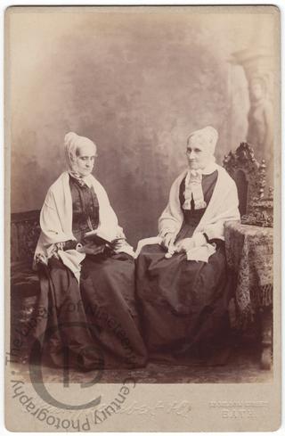 Two Quaker women