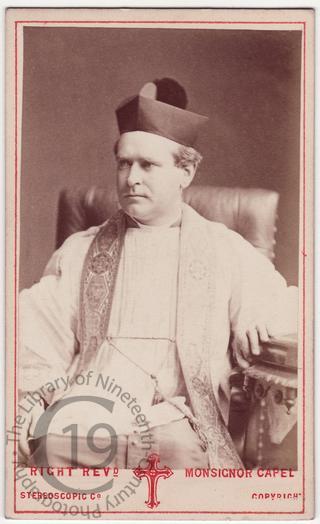 Monsignor Capel
