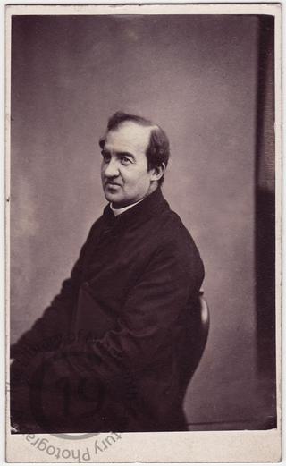 Father Theobald Langton SJ