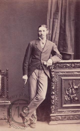 Rev. John Thorneycroft Hartley