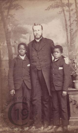 Reverend William Hughes, Kinkasa and Nkanza