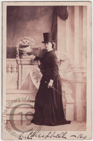 Miss E. Campbell