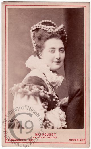 Mrs Rousby