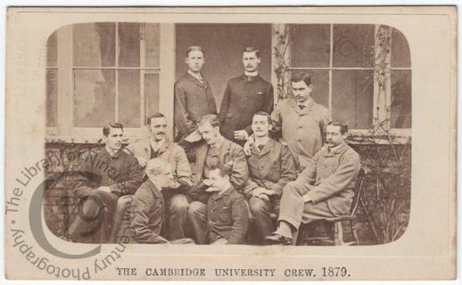 Cambridge crew, 1879