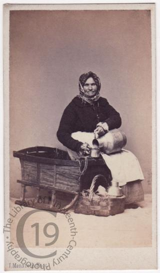 'Milk-woman'