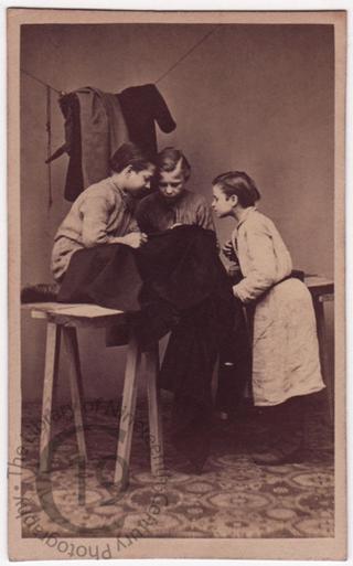 'Tailor's apprentices'