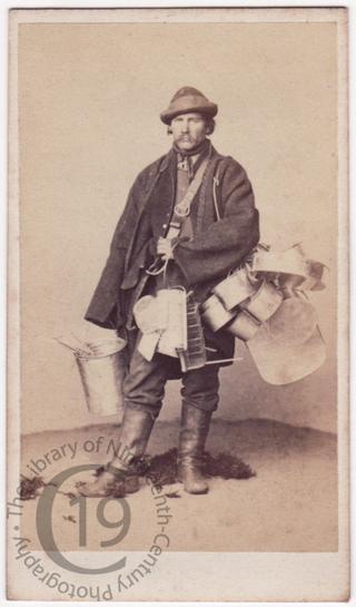 'Gypsy tinman'