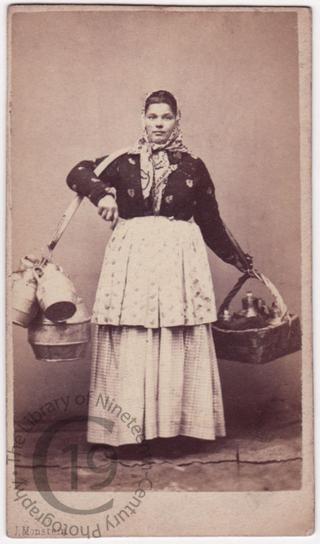 'Milkmaid'
