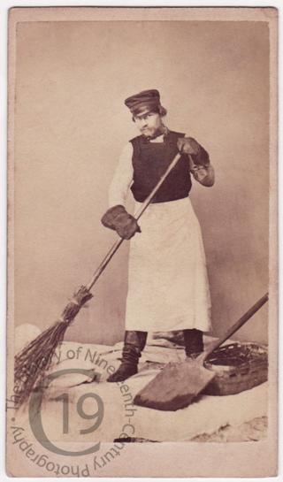 'House servant'