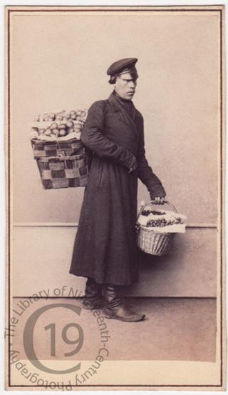 'Fruit seller'