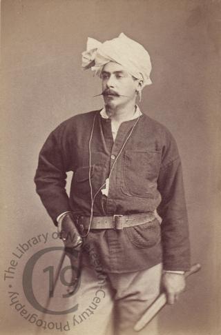 Captain Reginald Sartorius