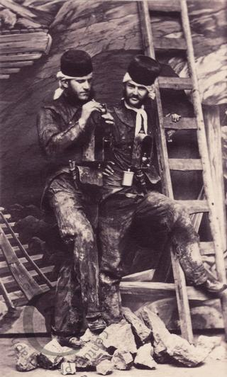 Samuel Scudder and Winthrop Gilman