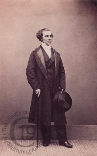 Rev. Charles Snepp