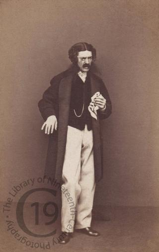Edward Askew Sothern as Lord Dundreary