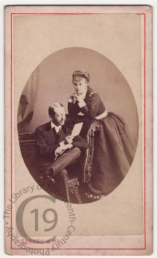 Ernest Boulton and Lord Arthur Pelham-Clinton