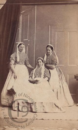 Three housemaids
