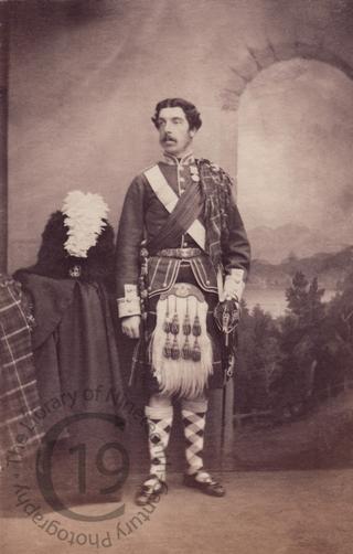 Lieutenant Thomas Thompson