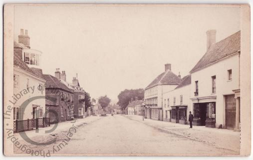 A street in Midhurst