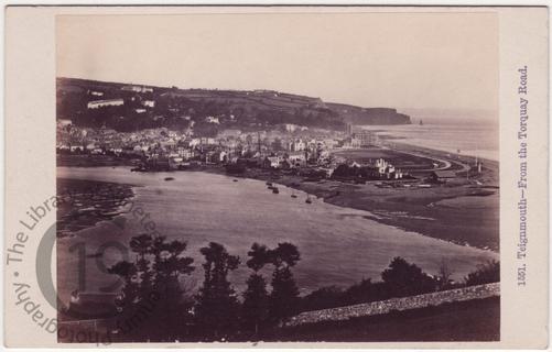 Teignmouth in Devon