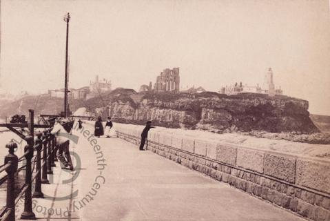 Tynemouth Priory and Tynemouth Castle