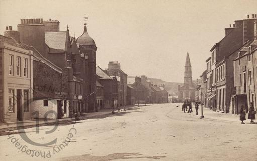 High Street, Peebles