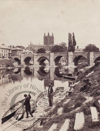 Wey Bridge, Hereford