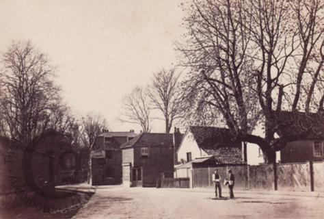 The Fox and Hounds, Carshalton