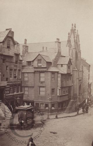 John Knox's House, Edinburgh