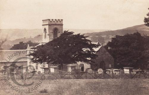 St Swithun's Church, Bathford