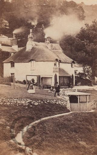 The Cary Arms at Torquay