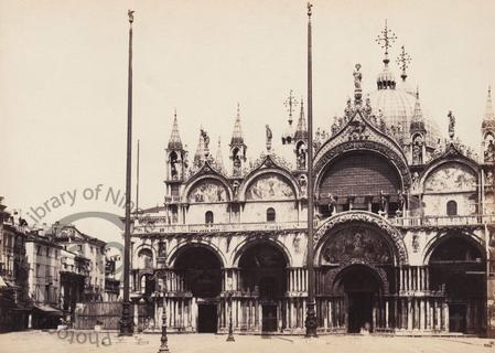 The Basilica of San Marco