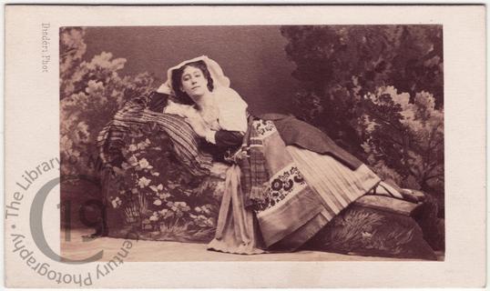 Mlle Marie Vernon