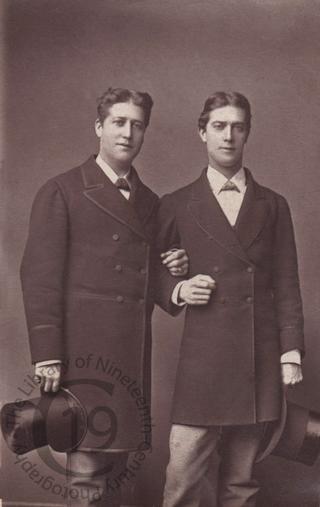 Henry and Walter Wardroper