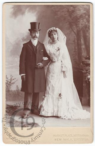 'For my dear husband'