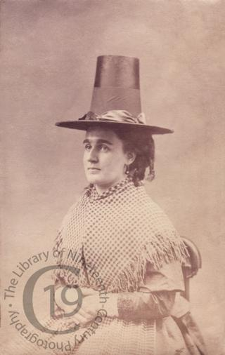 A Welsh woman
