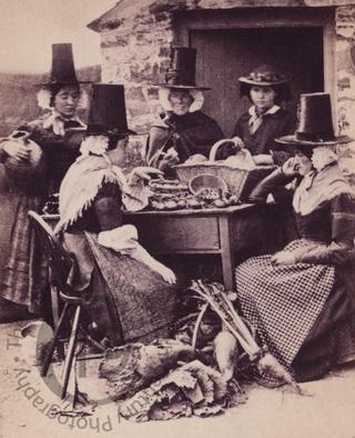 'Market women'
