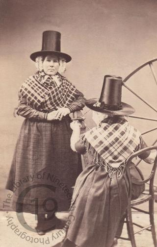Two Welsh women