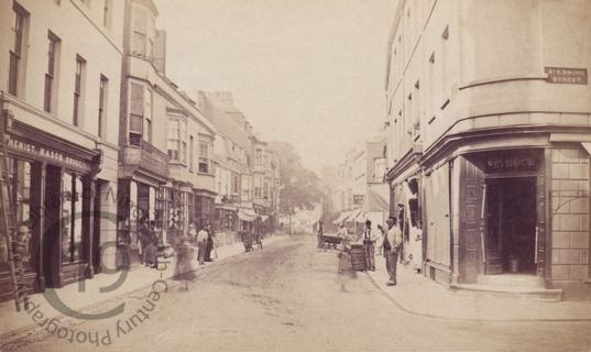 St Thomas Street, Weymouth
