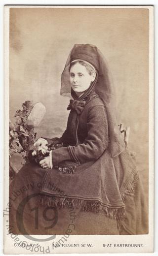 Unidentified widow