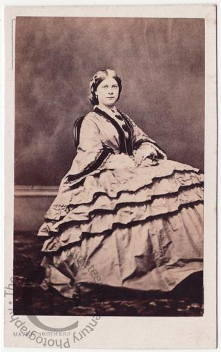 Agnes Willoughby (Mrs Windham)