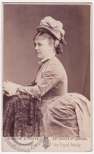 Marie Wilton, Lady Bancroft