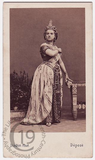 Marie Saxe