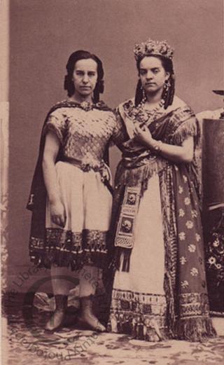 Carlotta and Barbara Marchisio