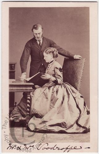 Mr and Mrs Woodroffe