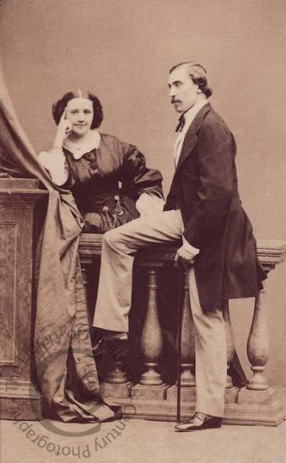 Comte et comtess de Fontenilles